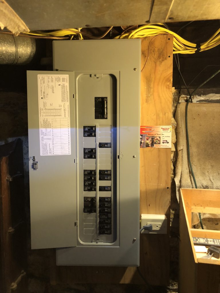 Electrician Blog Fairview Guys Mills Pa Electrical Works 200 Amp Federal Pacific Fuse Box Panels